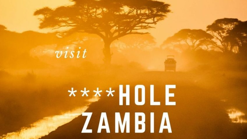 The Tourism Website of Zambia